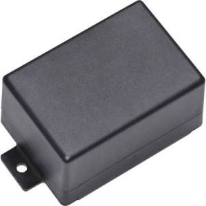 Kemo G024N Universal enclosure 72 x 50 x 41 Thermoplastic Black 1 pc(s)