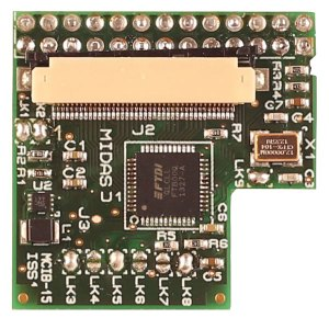 Midas MCIB-15 Raspberry Pi Display Interface Board for 40 Pin TFT ...