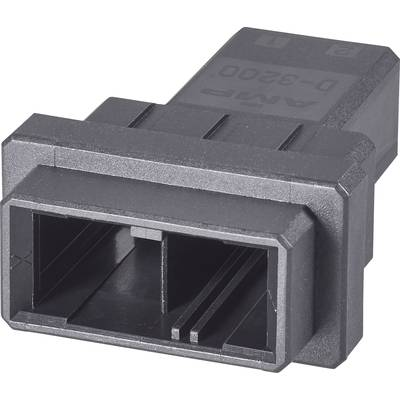 TE Connectivity Pin enclosure - cable DYNAMIC 3000 Series Total number of pins 2 1-179552-2 1 pc(s)