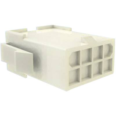 TE Connectivity Socket enclosure - cable Universal-MATE-N-LOK Total number of pins 6 Contact spacing: 4.14 mm 794940-1 1 pc(s)