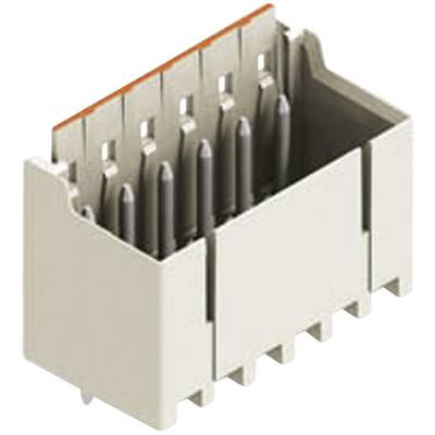 WAGO Pin enclosure - PCB 2092 Total number of pins 10 Contact spacing: 5 mm 2092-1410 1 pc(s)