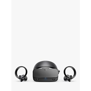 Oculus Rift S Virtual Reality Headset and Touch Controllers, Black