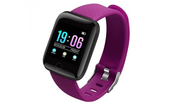 116 Plus Smart Watch & Fitness Tracker - 5 Colours
