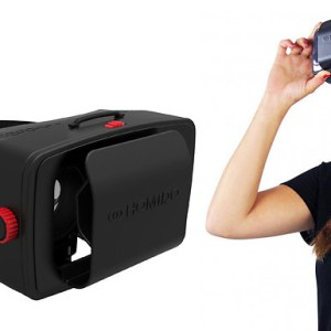Homido Virtual Reality Smartphone Headset - Android & iPhone Compatible
