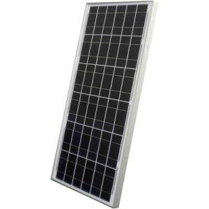 Sunset AS 50 C Monocrystalline solar panel 50 Wp 12 V