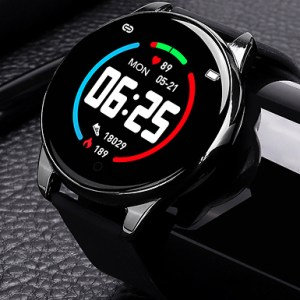 Bluetooth Heart-Rate Tracker Smart Watch - 3 Colours