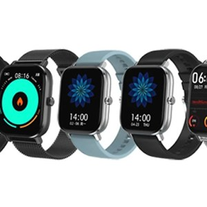 DT35 Bluetooth Fitness Tracker Smart Watch - 2 Styles & 3 Colours
