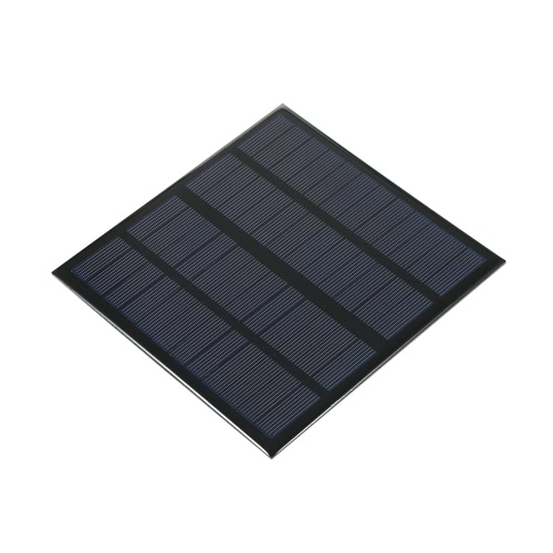 2W 12V Polycrystalline Silicon Solar Panel Solar Cell for DIY Power Charger