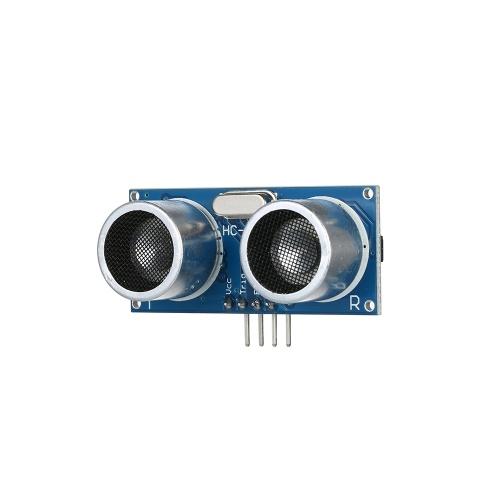 HC-SR04 to world Ultrasonic Wave Detector Ranging Module Distance Sensor for Arduino