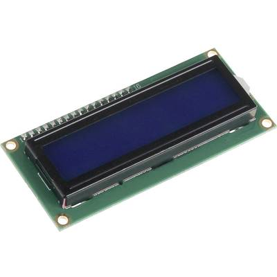 Joy-it SBC-LCD16x2 Module 6.6 cm (2.6 inch) 16 x 2 p Compatible with: Raspberry Pi, Arduino, Banana Pi, Cubieboard