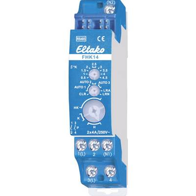 FHK14 Eltako RS485 Actuator DIN rail Switching capacity (max.) 1000 W