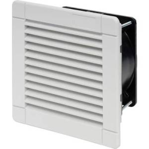 Finder 7F.50.9.024.2055 Enclosure fan 24 V DC 9 W (W x H x D) 150 x 150 x 71 mm 1 pc(s)
