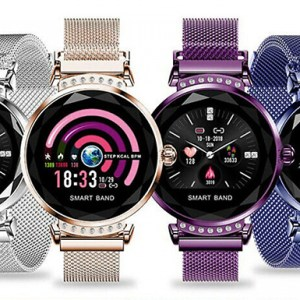 H1 Premium Luxe Smart Watch - 4 Colours