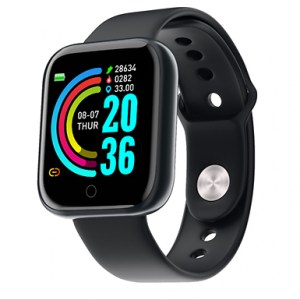 Y68 Smart Bluetooth Fitness Watch - 4 Colours