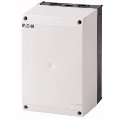 Eaton CI-K4-160-M Enclosure for mounting plate (L x W x H) 160 x 160 x 240 mm Grey-white (RAL 7035), Black (RAL 9005) 1 pc(s)