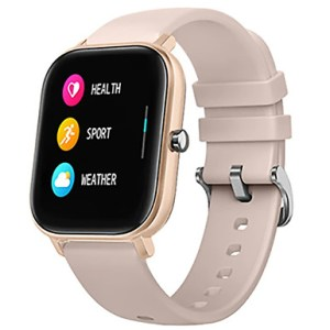 Fitness Tracker & Blood Pressure Smart Watch - 5 Colours