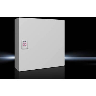 Rittal KX 1555.000 Fitting bracket, Wall-mount enclosure 300 x 300 x 120 Steel plate Grey-white (RAL 7035) 1 pc(s)