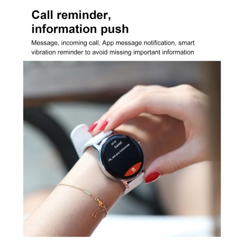 WB05 1.2-Inch TFT Screen Smart Bracelet with BT Call Sports Watch