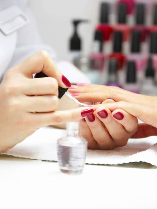 Nail Technician Beauty Therapy