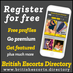 Register your profile at www.britishescorts.directory