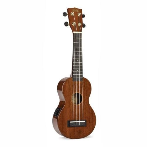 Mahalo Java soprano electro ukulele