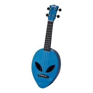 Mahalo Soprano Ukulele Alien Design