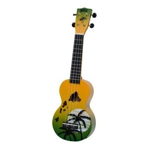 Mahalo Soprano Ukulele Hawaiian