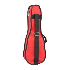 Octopus soprano ukulele bag ~ Red