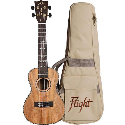 Flight DUC450 Mango Concert Ukulele With Bag