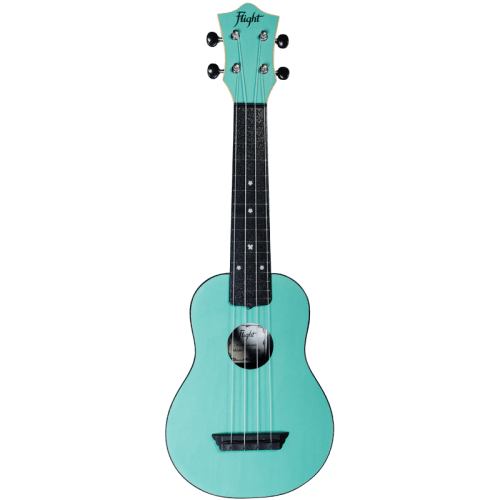 Flight TUS35 ABS Travel Ukulele Light Blue