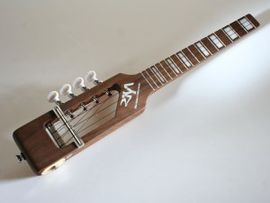 Risa UKS432WA Stick Electric Tenor Ukulele