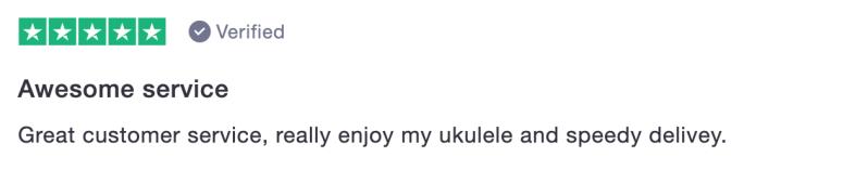 trustpilot ukeuniverse review