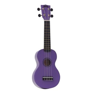 Mahalo Rainbow soprano ukulele Purple