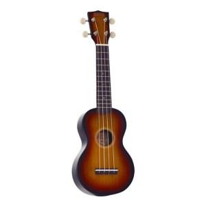 Mahalo Java soprano ukulele Sunburst