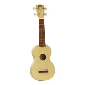 Mahalo Kahiko soprano ukulele Blonde