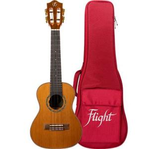 Flight Diana Concert Electro Ukulele With Bag