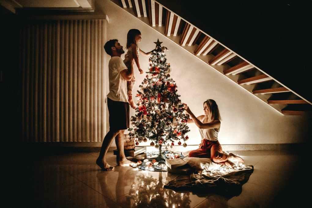 Christmis Tree - UkeUniverse