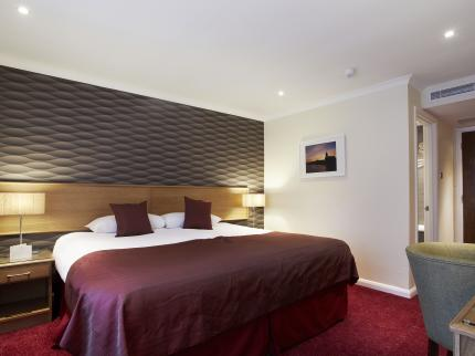 Celtic Manor Hotel Room
