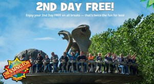 Chessington Breaks 2 Days for the Price of 1 from £194 per family