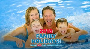 Pontins 2018 Holiday Sale - Breaks Now £69 with FREE Entertainment