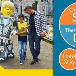 Legoland Budget Family Breaks from £44pp