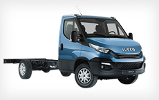 Iveco Daily Euro 6 Hi-Matic cab