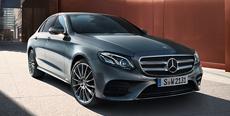 Mercedes-Benz E-Class Saloon