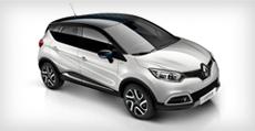 Renault Captur Iconic Nav
