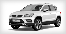 Seat Ateca SE Technology