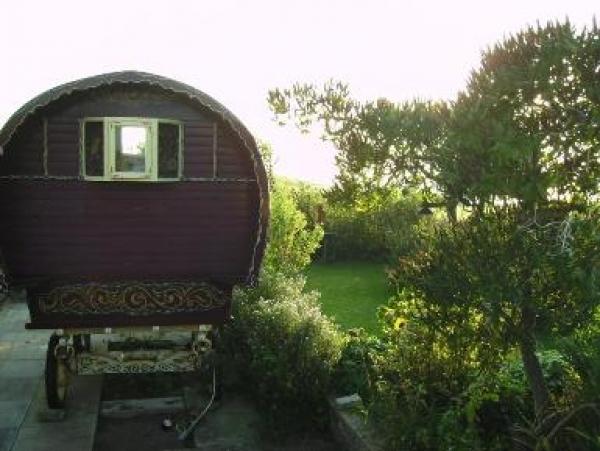 Gypsy Caravan B & B, Trewellard, Penzance