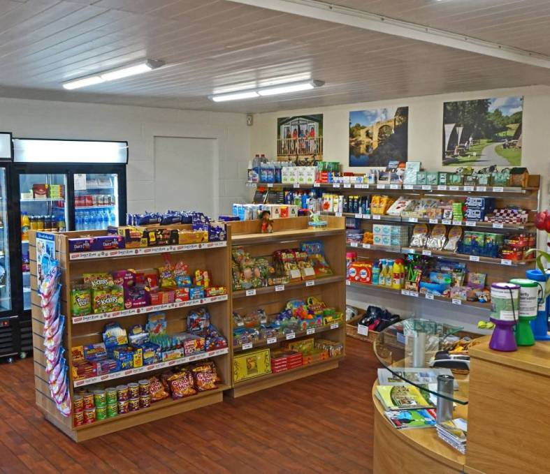 Reception Shop