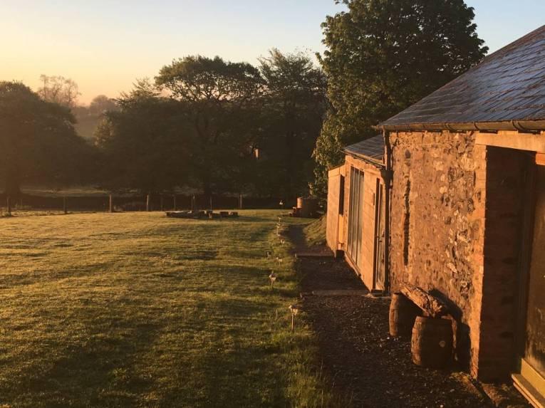 Devon Yurt