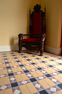 Armatiles New Cathedral Range Of Victorian Floor Tiles