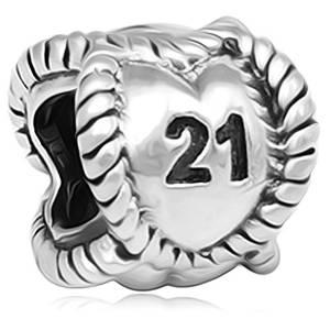 Pandora 21st Birthday Charm Bracelet Best Selling Jewellery Charms In Uk